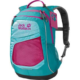 Jack Wolfskin Track Jack Backpack Kids aquamarine
